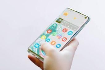 Aplikacje na telefon wspierające kształcenie słuchu